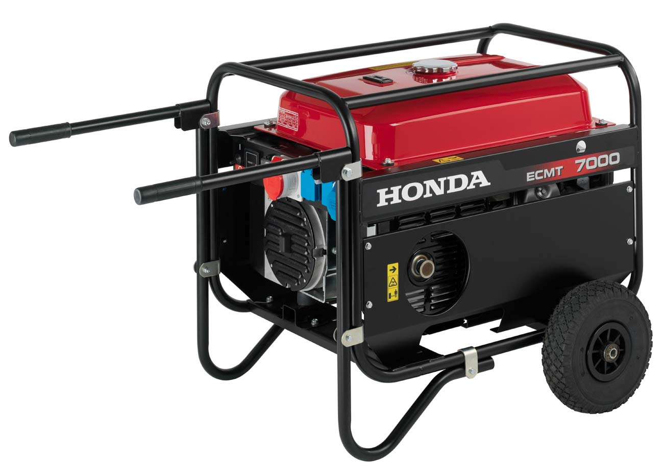 Honda ECMT7000, Generator curent electric