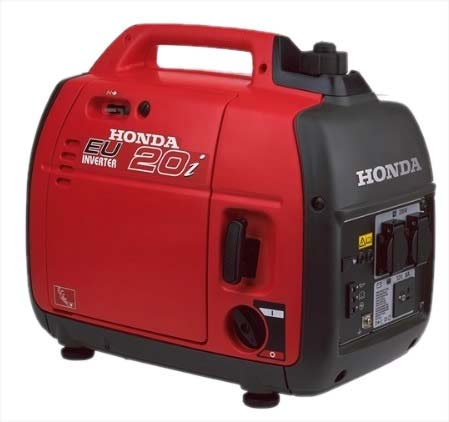 Honda EU20, Generator curent electric