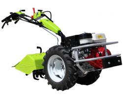 Motocultor Grillo G110DF, GX390 13 CP, freza de sol 70 cm