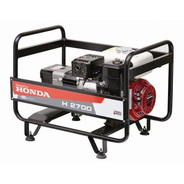 Generator curent benzina Anadolu H2700M GX160, 5.5 CP, 3.6 L, Monofazic