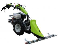 Motocositoare Grillo GF110DF, GX390, 13CP, 135cm SP