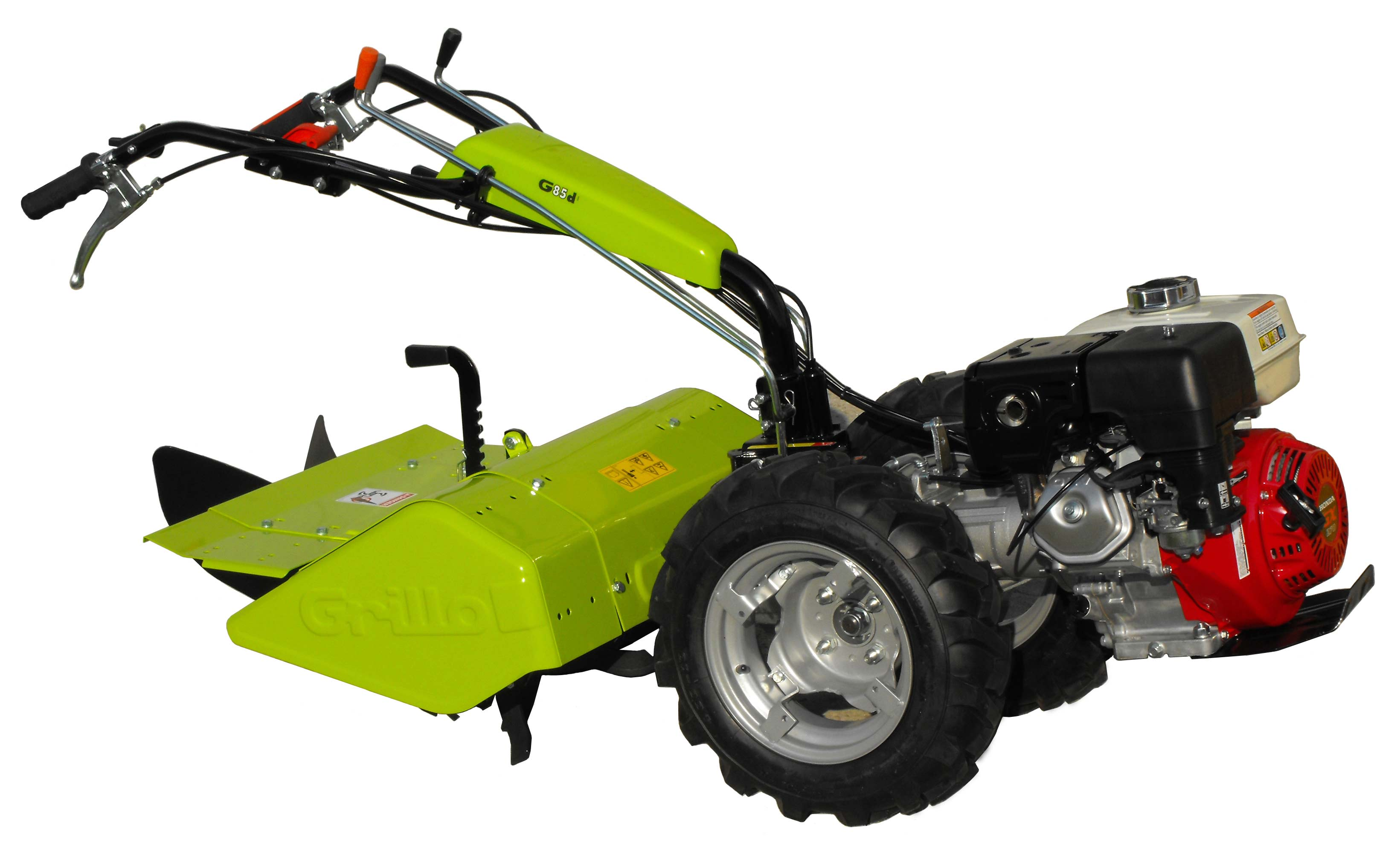 Grillo G85D, Motocultor, 9.0 CP, freza de sol 68 cm