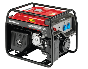 Honda EG4500, Generator curent electric