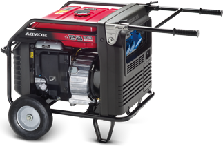 Honda EM 65, Generator curent electric