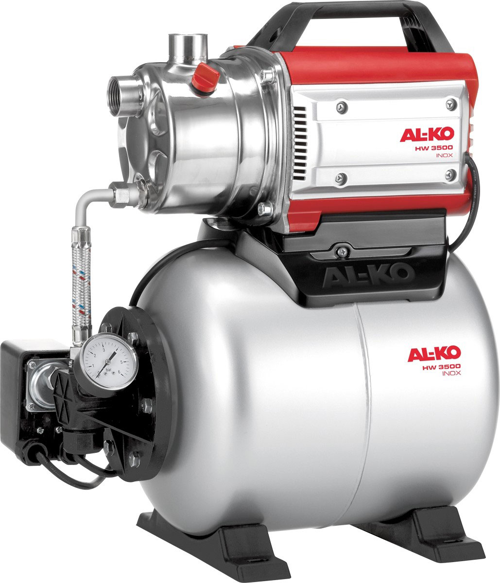 Hidrofor AL-KO model HW 3500 INOX Classic
