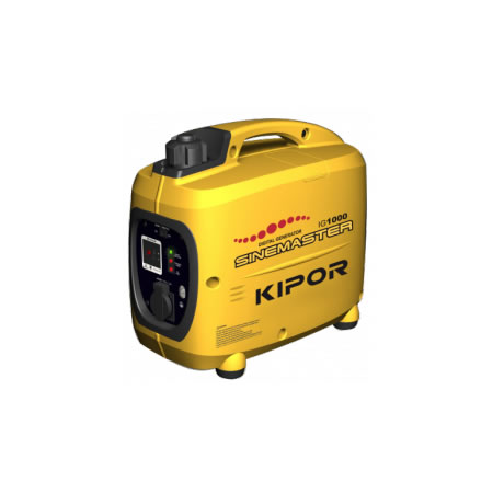 Kipor IG 1000, Generator curent electric