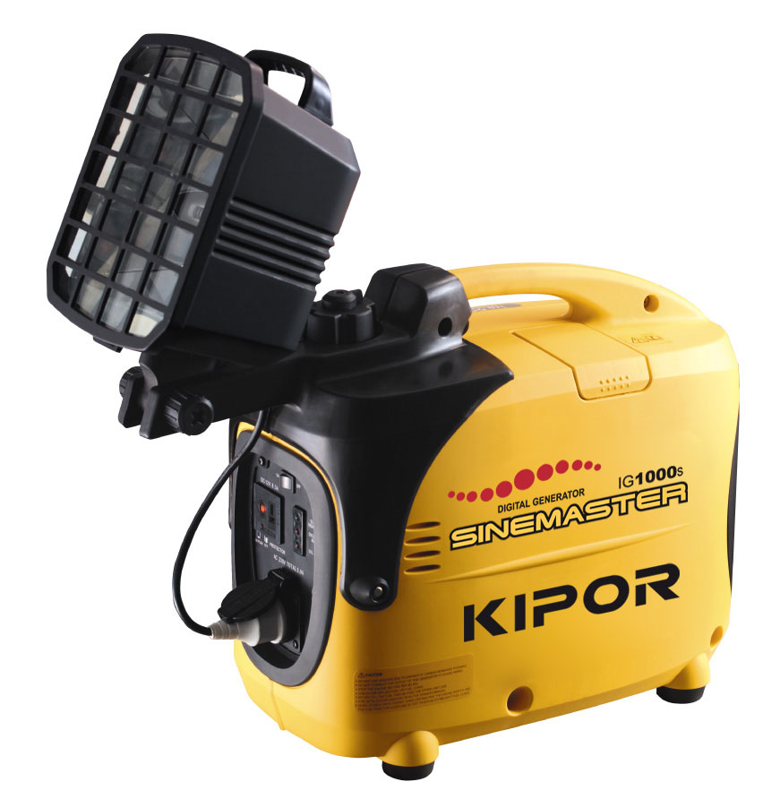 Kipor IG 1000s, Generator curent electric