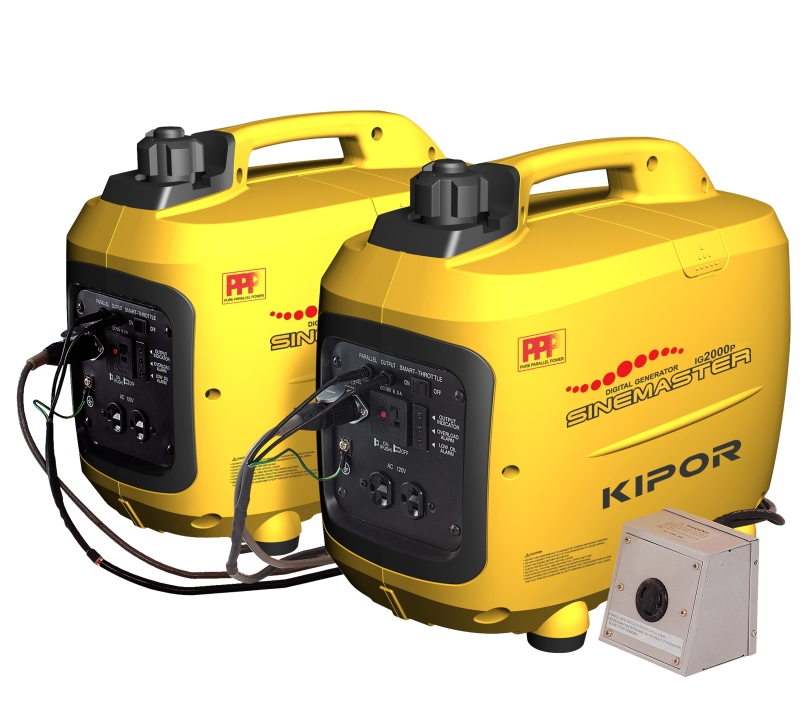 Kipor IG 2000p, Generator curent electric