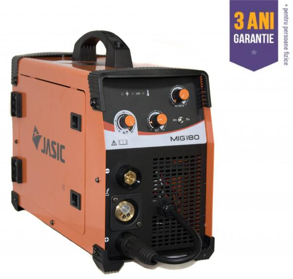 JASIC MIG 180 - Aparat de sudura MIG-MAG tip invertor