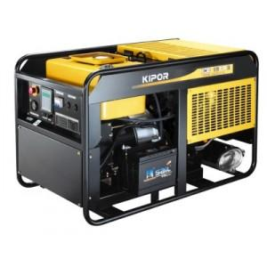 Kipor KDE 19 EA3, Generator curent electric