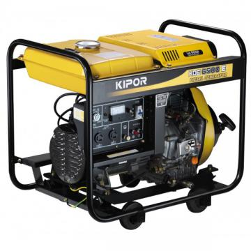 Kipor KDE 6500 X3/E3, Generator curent electric