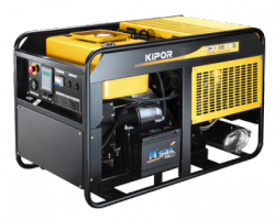 Kipor KDE 16 EA3, Generator curent electric