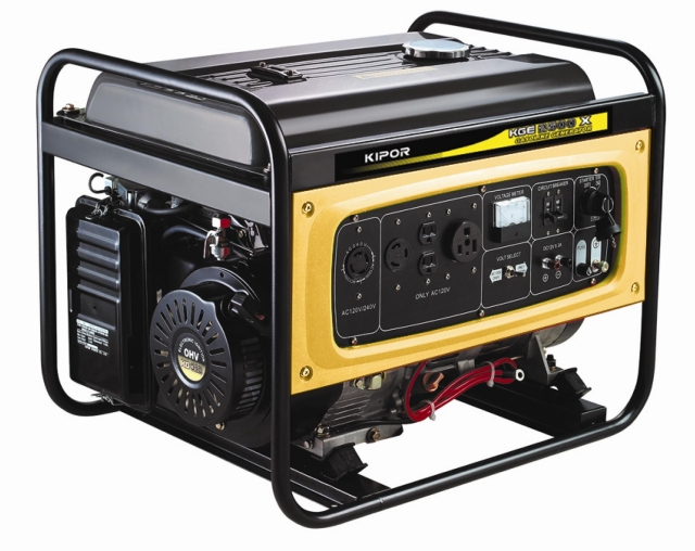 Kipor KGE 2500 X, Generator curent electric