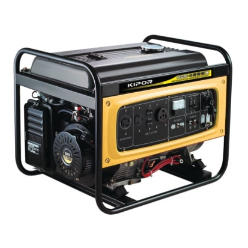 Kipor KGE 6500 X/E, Generator curent electric