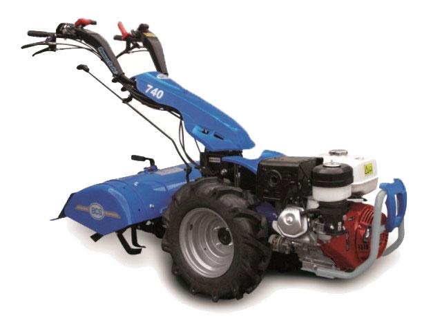 Unitate motor motocultor BCS 740 PowerSafe EL Honda 12 CP