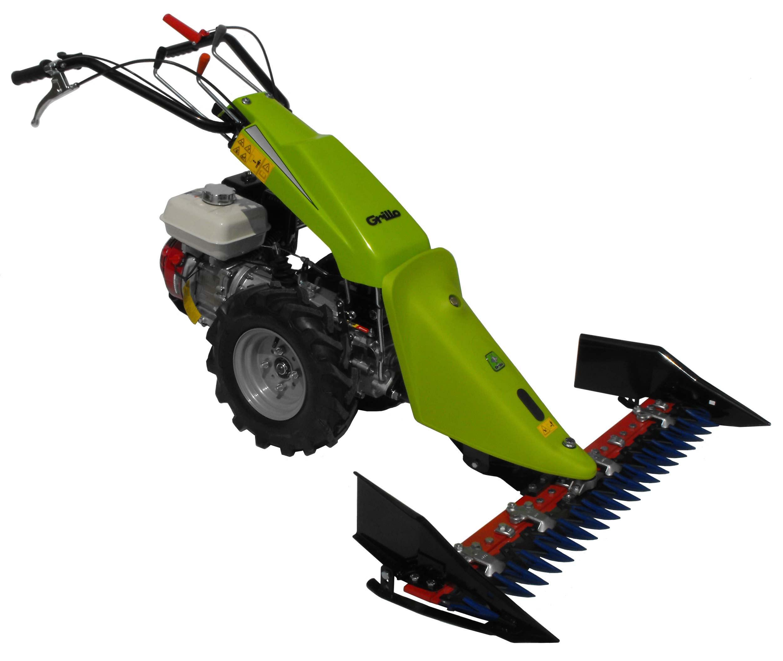 Grillo GF 3, Motocositoare, 9.0 CP - 115 cm, bara de taiere iarba SP