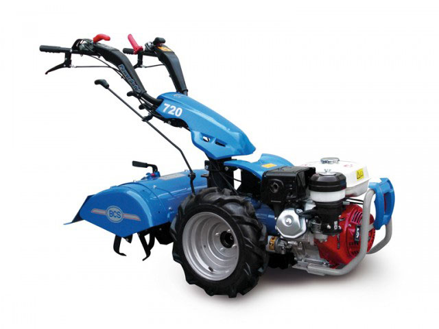 Motocultor BCS 728 PS, Honda GX200, 6.5 CP, 52cm