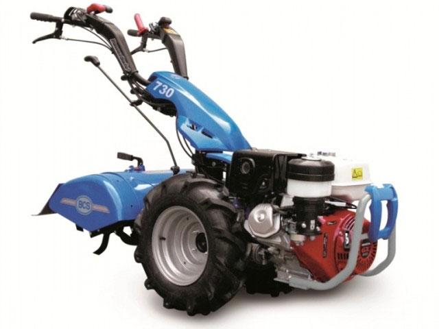 BCS 738 Powersafe Honda 10.7 CP, Motocultor