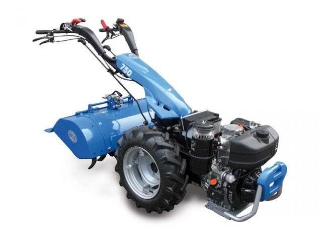 Unitate motor motocultor BCS 750 PowerSafe EL Kohler 11 CP