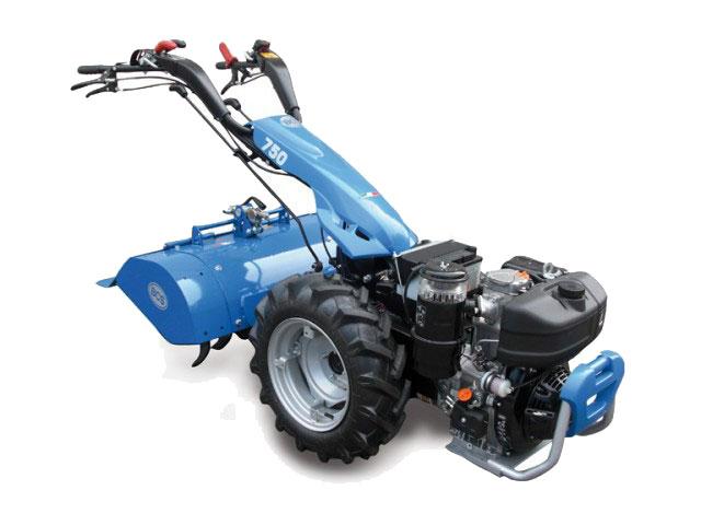 Unitate motor motocultor BCS 750 PowerSafe EL Lombardini 13 CP