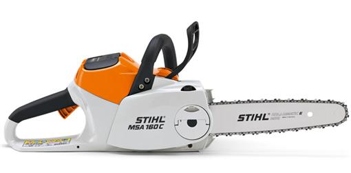 Motoferastrau cu acumulator Stihl MSA 160 C-BQ 30cm 1.1mm