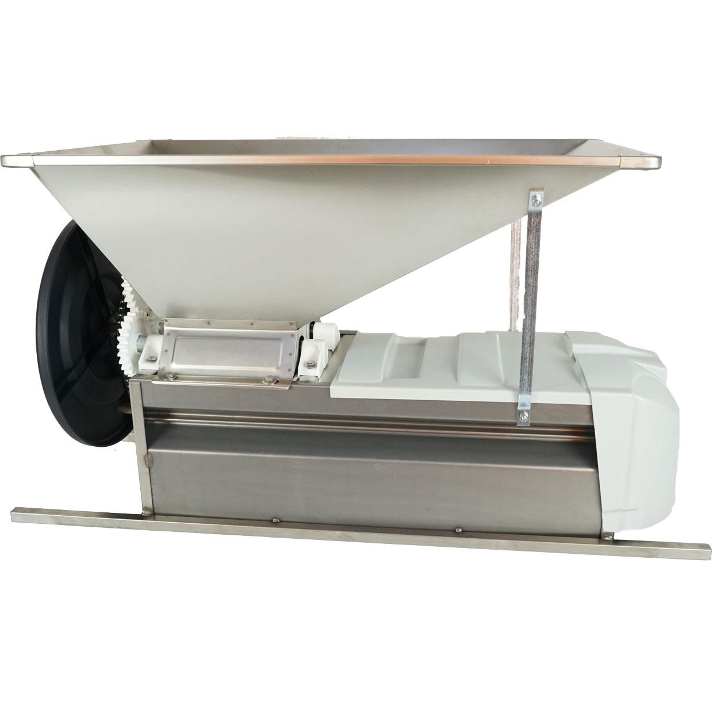 Zdrobitor desciorchinator manual din inox Lore Enologia model LGCSR0