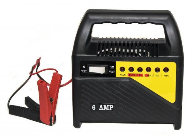 PRO 6A - Redresor auto Intensiv