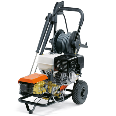 Stihl RB 402 PLUS, Curatator