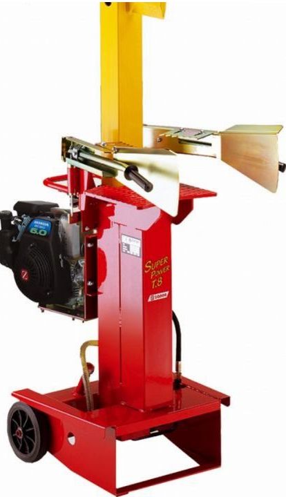 Despicator lemne Zanon SLS-10