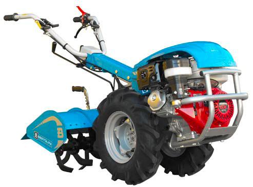 Bertolini 411, Motocultor, Honda GX340