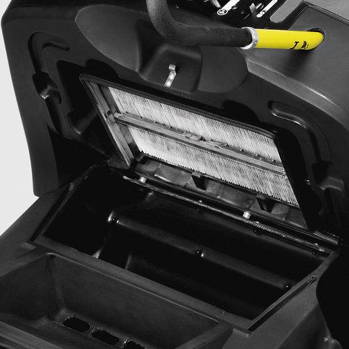 Masina de maturat - aspirat KM 85/50 W G Adv: Sistem de filtrare performant
