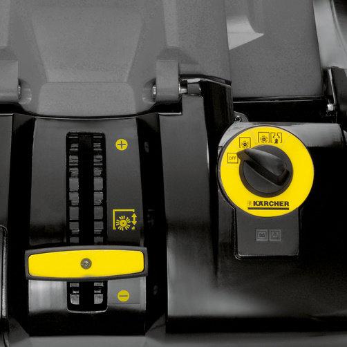 Masina de maturat KM 70/30 C Bp Pack Adv: Concept de operare simpla