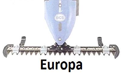 Bara de cosire Europa :