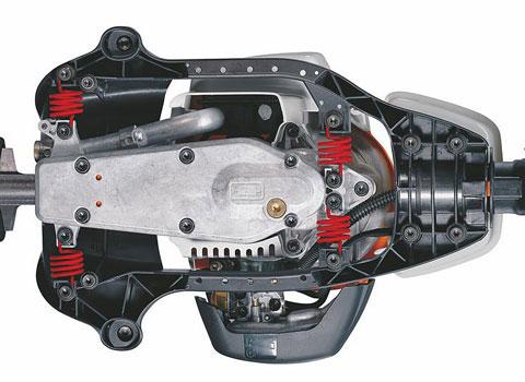 Foarfeca gard viu Stihl model HS 45 450mm