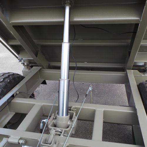 Sistem de basculare Hidraulic