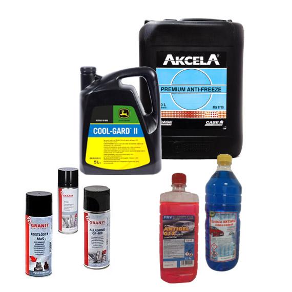 Sprayuri, antigel si alte consumabile
