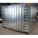 Containere metalice Depozitare Rapida