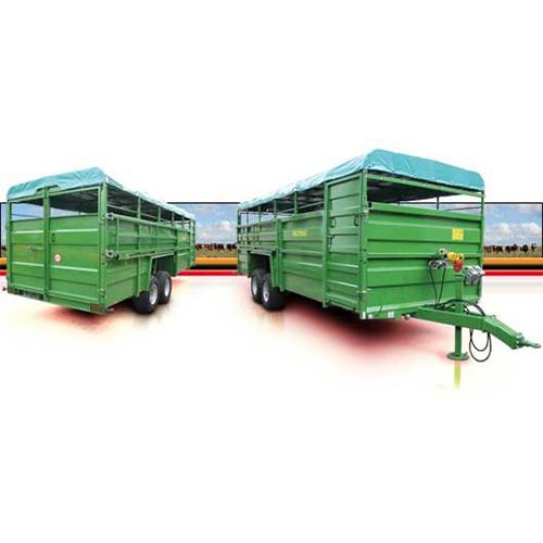 Remorci pentru transport animale