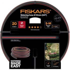 Furtun Fiskars 19mm (3/4) 20m Q4