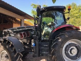 Tractor second hand CASE IH PUMA 230 BLACK EDT, an 2015, 700 ore functionare, AC