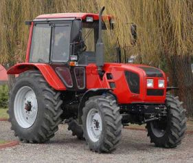 Tractor Belarus model Tag 9204, 84 CP
