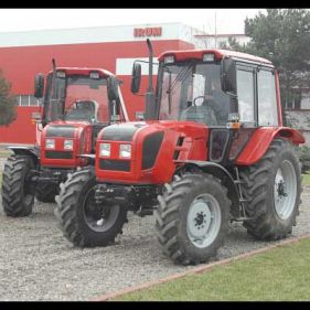 Tractor Belarus model TAG 952.4, 95 CP