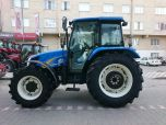 Tractor second hand NEW HOLLAND TL90A, an 2005, 5500 ore functionare, AC