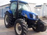 Tractor second hand NEW HOLLAND T6040 ELITE, an 2009, 6200 ore functionare, AC