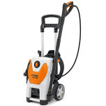 Stihl RE 119, Curatator