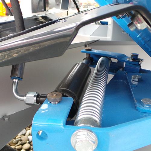 Sistem de deschidere hidraulica
