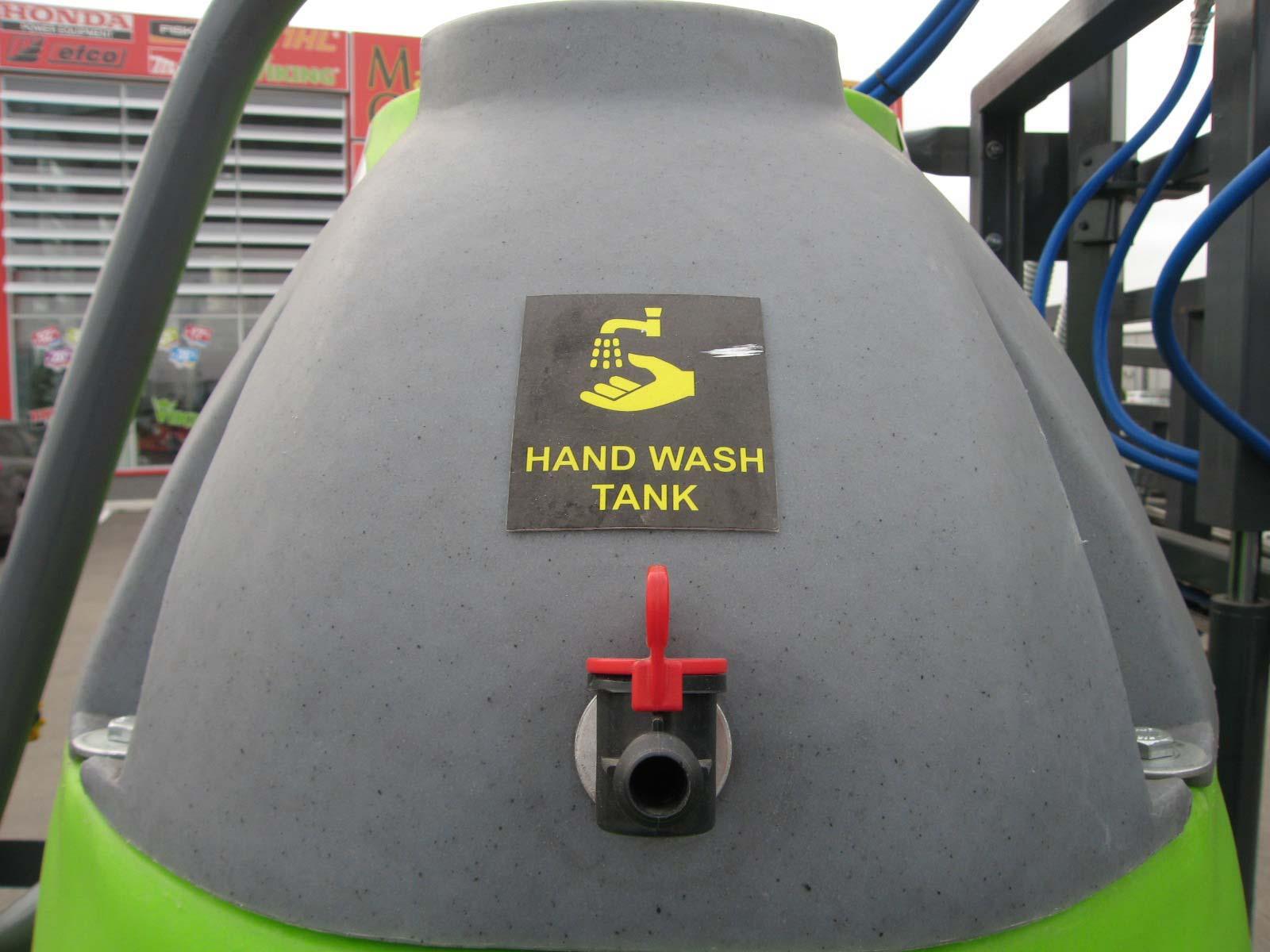 Bazin pentru spalarea mainilor