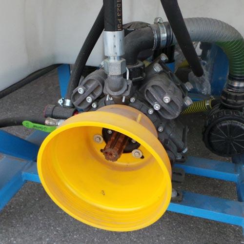 Pompa B-80 presiune 50bari, Volum 80 litri/minut